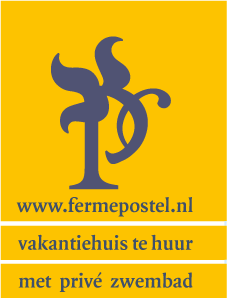 Logo Vakantiehuis FermePostel